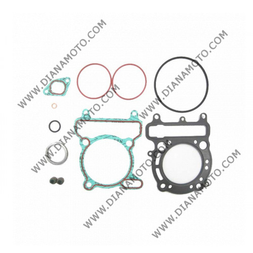 Гарнитури цилиндър к-т с гумички за клапан Yamaha X-City 250сс 09 тип А LC равни на код RMS 100689540 к. 8858