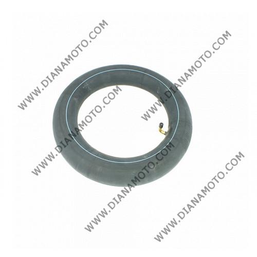 Вътрешна гума 3.00/3.50-10 крив винтил к. 1-36