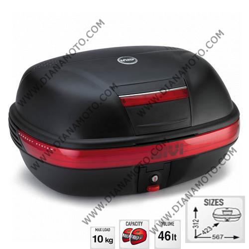 Куфар GIVI E460N Monokey system к. 8817