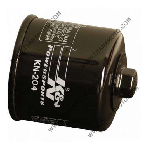 Маслен филтър KN 204 k. 5-48