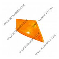 Стъкло за мигач Yamaha JOG 50 2JA преден десен оранжев к. 1154