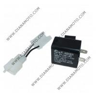 Реле мигачи LED 100W 2 пина с адаптер к. 948
