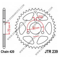 Зъбчатка задна JTR 239 - 47 к. 6407