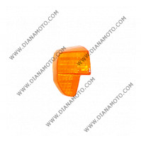Стъкло за мигач Yamaha BWS 50 -99 заден ляв оранжев к. 5480
