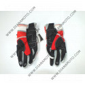 Ръкавици Acerbis Downhill червено-сиви L к.3773