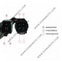 Реле зареждане Suzuki GSF Bandit 650-1250 GSXR 600-750-1000 Intruder 800-1500 7 кабела OEM 32800-47H00 k. 9776