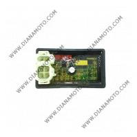 Електроника Kymco GY6 50-125-150 правотокова DC ОЕМ качество к. 5273