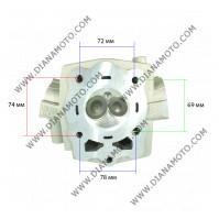 Глава цилиндър оборудвана ATV 200 Loncin ф 63.00 мм к.3-1078