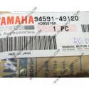 Ангренажна верига Yamaha 94591-49120 R6 03-05 равна на DID SCR 412 - 120L  к. 2052