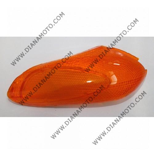 Стъкло за мигач Gilera Stalker 50 заден ляв оранжев к. 5161
