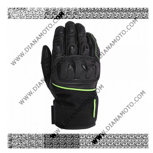 Ръкавици Adrenaline Impact 2.0 черно-зелени L к. 4216