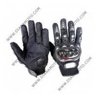 Ръкавици Pro-Biker черни L k. 16-74