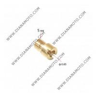 Жигльор високи 5 мм 0.85 мм к. 8956