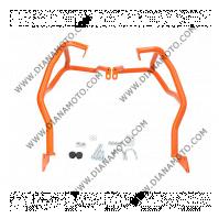 Ролбари KTM 950 Adventure оранжеви RDM-CF18O