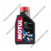 Масло Motul 100 2T минерално 1 литър