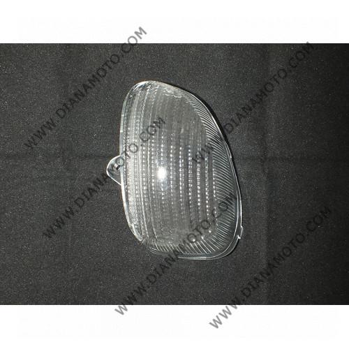 Стъкло за мигач MBK Ovetto Yamaha Neos 50 заден десен бял к. 5385