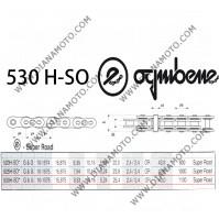 Верига Ognibene 530 H-SO G&G - 112L к. 41-227
