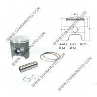 Бутало к-т Honda SFX SXR SGX SKY SH 50 ф 48.00 мм ОЕМ качество к. 7445