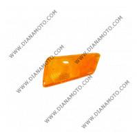 Стъкло за мигач Yamaha JOG 50 27V преден ляв оранжев к. 1149