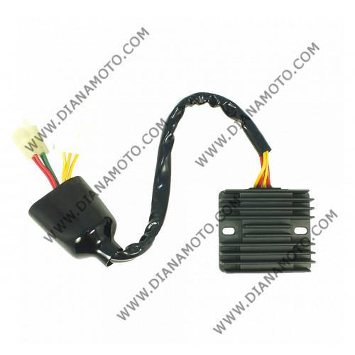 Реле зареждане Honda CBR 900 RR 7 кабела SUN Japan OEM 31600-MCJ-641 к. 7497