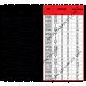 Пружина съединител централна Malossi 297045.Y0 +35% Ø 53,5x115мм Ø 3,7мм к. 4-97