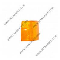 Стъкло за мигач Yamaha JOG 50 2JA заден десен оранжев к. 1157