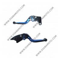 Ръкохватки спортни къси к-т регулируеми чупещи Honda CBR954 RR 2002-2003 CBR600 RR 2003-2006 к.6340