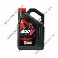 Масло Motul 300V 5W30 4л Factory Line Road Racing