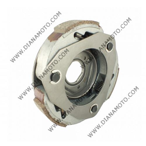 Съединител центробежен SUZUKI BURGMAN 125 Epicuro 125 равен на код RMS 100360370=RMS 100360430 за камбана ф 125 мм OEM качество к. 10294