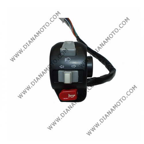 Електрически пакет ляв без ръкохватка Longjia LJ50QT-L 4T к. 3-608