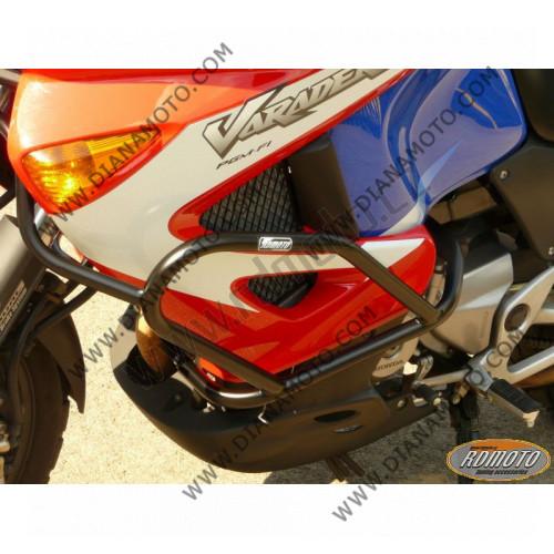 Ролбари Honda XL 1000 Varadero черни RDM-CF34KD к. 6205