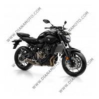 Мотоциклет Yamaha MT-07 ABS черен мат 2019