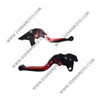 Ръкохватки спортни къси к-т регулируеми чупещи Honda CBR1100 XX 97-07 к. 6338