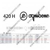 Верига Ognibene 420 H SB - 130L к. 41-43