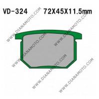 Накладки VD 324 EBC FA65 FERODO FDB217 LUCAS MCB501 Органични к. 2213