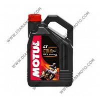 Масло Motul 7100 10W60 4T пълна синтетика 4 литра к. 9634