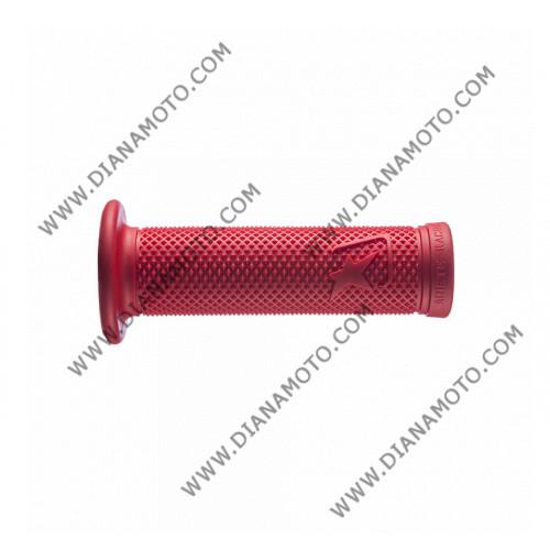 Дръжки Ariete 02636 R Aries Червени твърдост Medium отворени к. 10508