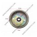Магнет LJ50QT-K Keeway 50 China 2T ф 82 мм 15 градуса к. 3-525