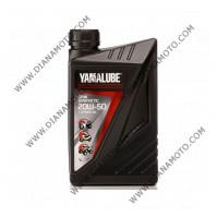 Масло Yamalube 4T 20W50 Полусинтетика 1 литър к. 27-4