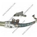 Ауспух Giannelli Reverse 31602E Aprilia Suzuki 50 k. 6-8