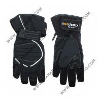 Ръкавици NORDCAP RIDER FI-0202 черни промаска S k. 7332
