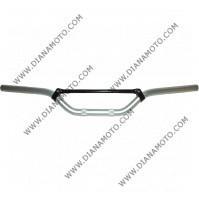 Кормило крос ендуро алуминиево сребристо к. 4607