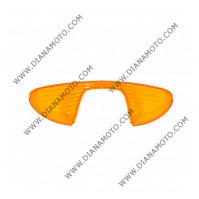 Стъкло за мигач Yamaha JOG 50 16J 5KN-83332-00 заден оранжев к. 1081