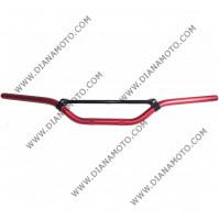 Кормило крос ендуро алуминиево червено к. 2212