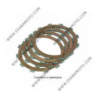 Съединител NHC 150x111x3.3 -6 бр 10 зъба CD1228 R Friciton Paper к.14-172