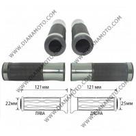 Дръжки XIN 282 Secure 125 мм титан к. 9163