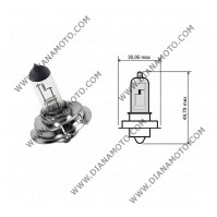 Крушка за фар Piaggio 12V/15W халоген бяла к. 6510