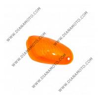 Стъкло за мигач SYM JET 50 - 100  преден десен оранжев к. 1832
