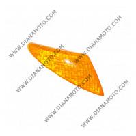Стъкло за мигач Yamaha JOG 50 3YK ZR преден десен оранжев к. 1159