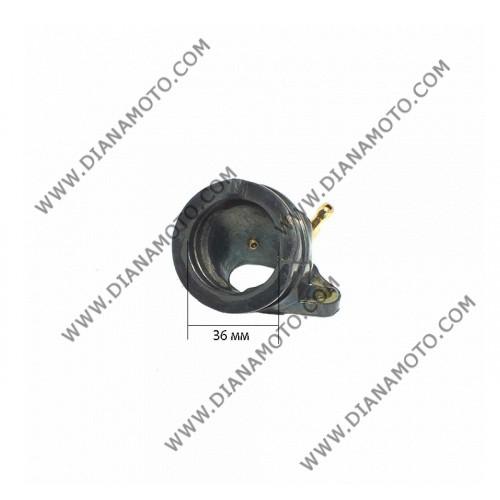 Маншон за карбуратор Aprilia Atlantic 200-300 Scarabeo 125-250 Gilera 125-200 DNA 125-180 Piaggio X8 200 X9 200-250 к. 8721